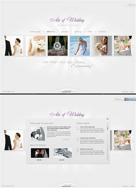 Wedding Planner Information by Wedding Planner Wedding Planner Website Templates