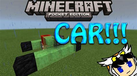 minecraft car pe minecraft pe cars pixshark com images galleries