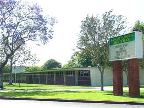 Garden Grove Ca Schools Rancho Alamitos High School Class Reunion Websites