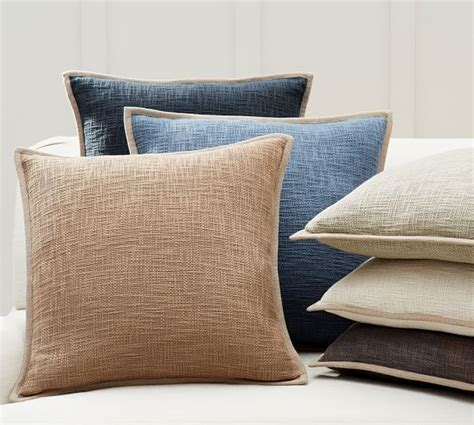 Covers Pottery Barn by Basketweave Pillow Cover Pottery Barn