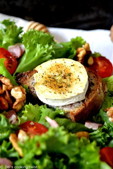 goat cheese salad goat cheese salad dressing