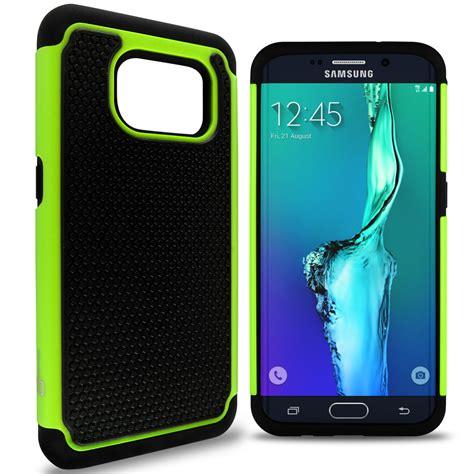 Samsung S7 Edge Nike Black Cover Casing Hardcase for samsung galaxy s7 edge neon green black shock absorbent slim cover