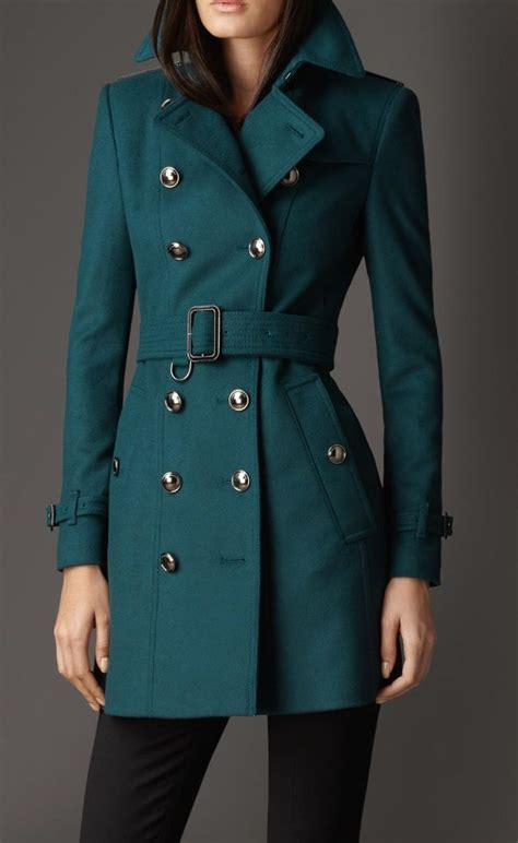 Coat Wardrobe by Teal Trench Coat Wardrobe Mag
