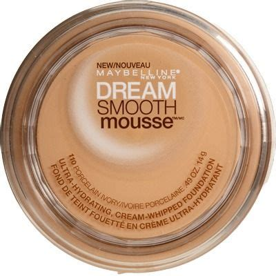 Maybelline Smooth maybelline smooth mousse discontinued reviews