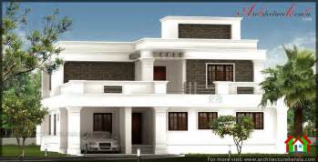 Home Design For 2400 Sq Ft by 2400 Square Feet House Design Architecture Kerala