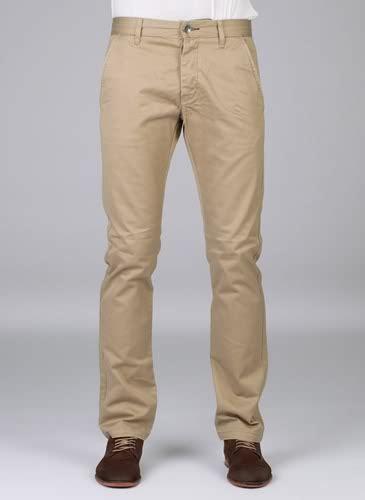 Celana Panjang Chino Zara Milk Khaki jual celana chino premium khakis quick7shop