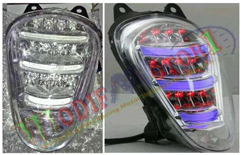 Lu Led Motor Beat Belakang stopl led scoopy fi