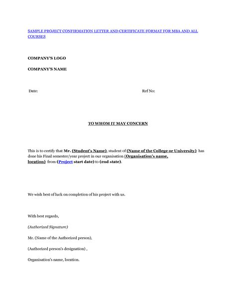 Letter For Work Completion work completion letter format sle letter format 2017