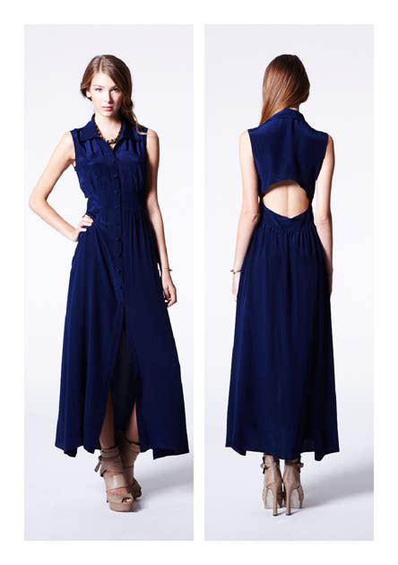 Carissa Maxi carissa open back maxi dress nyc