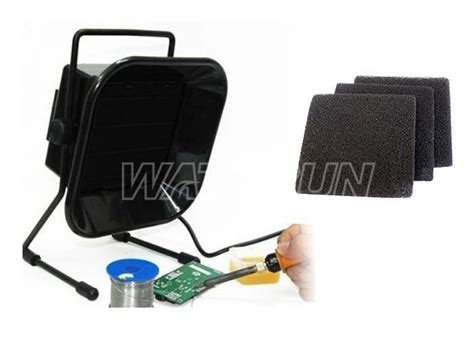 bench top fume extractor 17w benchtop fume extractor portable solder smoke absorber