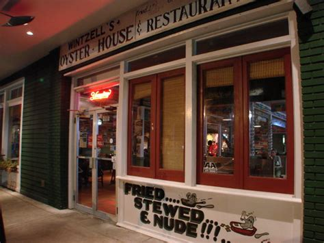wintzell s oyster house wintzell s oyster house mobile 605 dauphin st restaurant reviews phone number