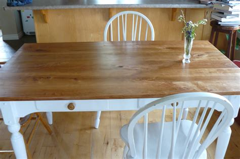 How Is A Kitchen Table by Cherry Urbanwood Kitchen Table Recycle Arbor