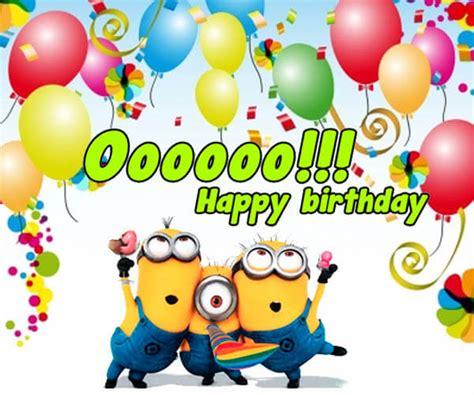 imagenes feliz cumpleaños de los minions nuevas imagenes de feliz cumplea 241 os con los minions