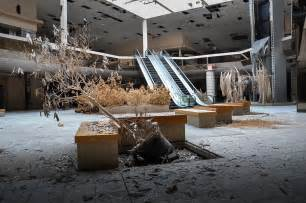 Seph Lawless Rolling Acres by Seph Lawless Photographs Abandoned Malls In His Book