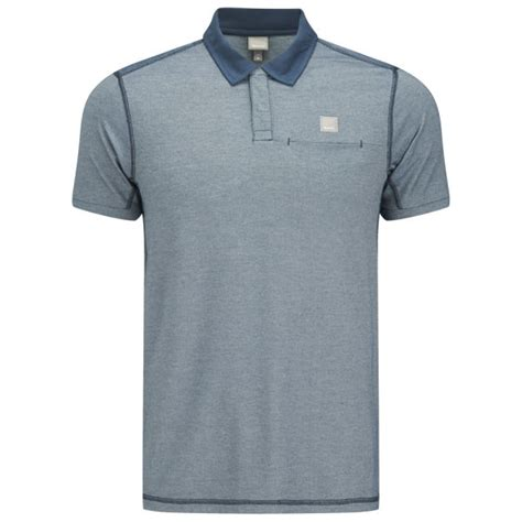 polo shirt bench bench men s short sleeve peater polo shirt orion blue