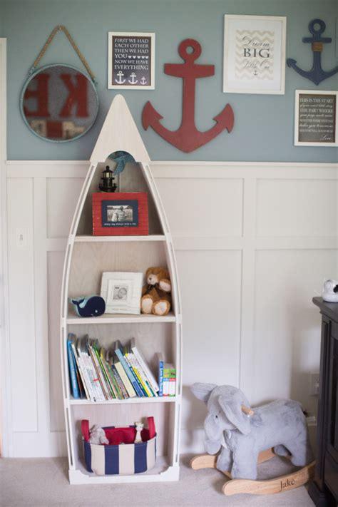 nautical boys bedrooms with boat shaped shelving boys nautical baby bedding nautical nursery inspiration