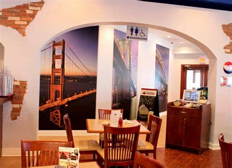Blackhorn Dining Room by Skyway Diner Burlington On 645 Plains Rd E Canpages