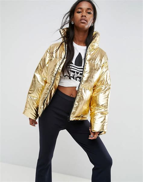 Gold Coat From Kirsty by Page 111 Shop S Outerwear Fashionfixdaily