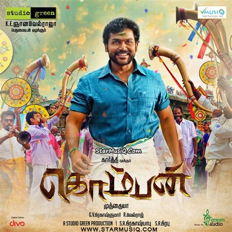 theme music of tamil movies komban 2015 tamil movie cd rip 320kbps mp3 songs music
