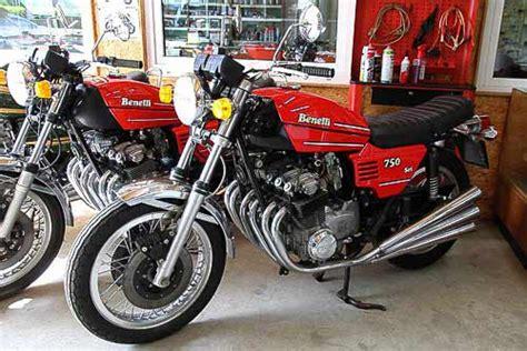Motorrad Verkauf Nach England by Erstklassige Italienische Motorr 228 Der Im Benelli Museum