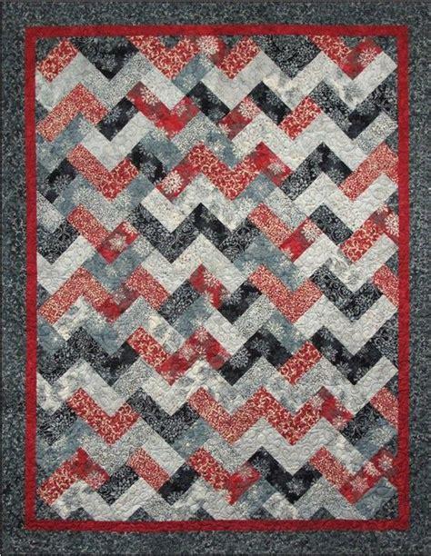 Best Quilt For Winter winter peaks quilt top hoffman quilting ideas