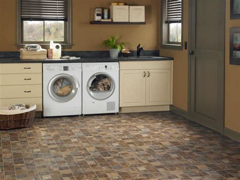 Best Flooring For Laundry Room Tile Flooring Options Interior Design Styles And Color Schemes For Home Decorating Hgtv