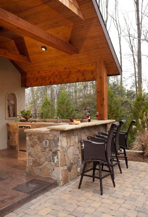 bar area ideas outdoor bar area outdoor patio ideas pinterest