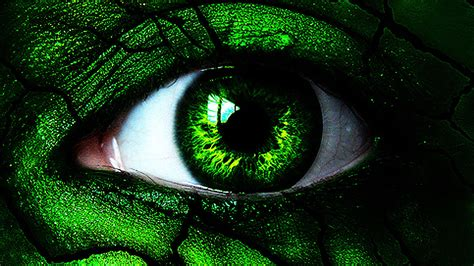 The Green Eyed Monstress by A Monologue On The Green Eyed