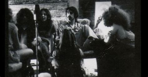 Frank Zappa Log Cabin by Jam Session At Zappa S Log Cabin In Laurel 1968 Fz