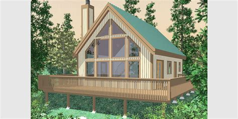 small a frame cabin plans a frame house plans with steep rooflines