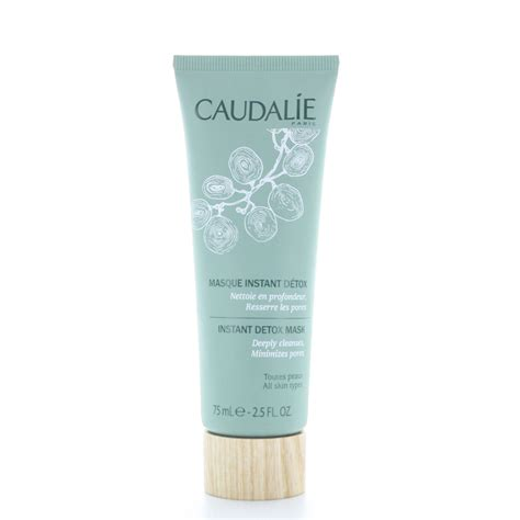Caudalie Masque Instant Detox Avis by Caudalie Instant Detox Mask 2 5oz 75ml New Ebay