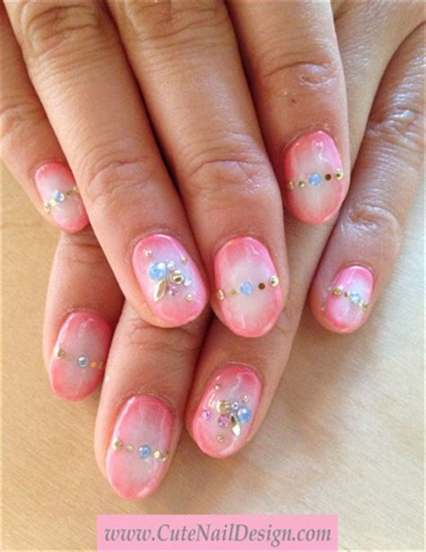 nail design frame frame french gel nails nail art gallery