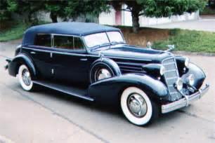 Cadillac 40s 1935 Cadillac Series 40 Fleetwood Imperial Convertible 80949
