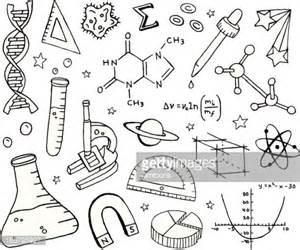 doodle science chemistry vector and graphics getty images
