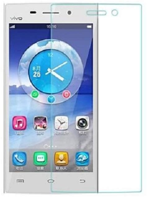 Prime Tempered Glass Screen Guard For Vivo Y22 primehd tempered glass guard for vivo y15 primehd flipkart