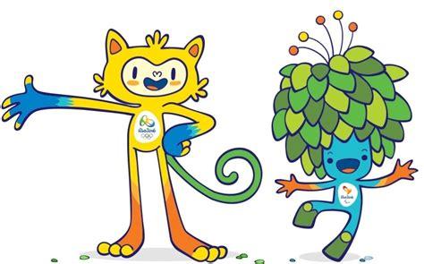 os times que mas deve no brasil 2016 conhe 231 a os mascotes ol 237 mpicos desde 1972 bol fotos bol