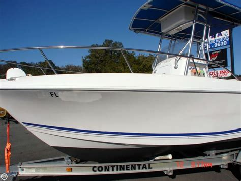 proline boats crystal river florida 2004 used pro line 22 sport center console fishing boat
