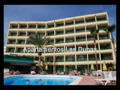 apartamentos las dunas apartamentos las dunas gran canaria youtube