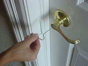 emergency door key baby proofing