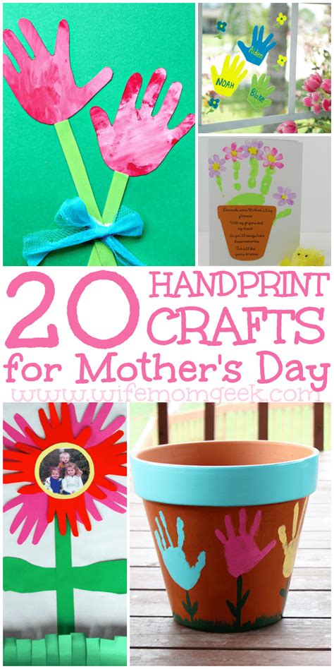For S Day 20 Handprint Crafts For S Day