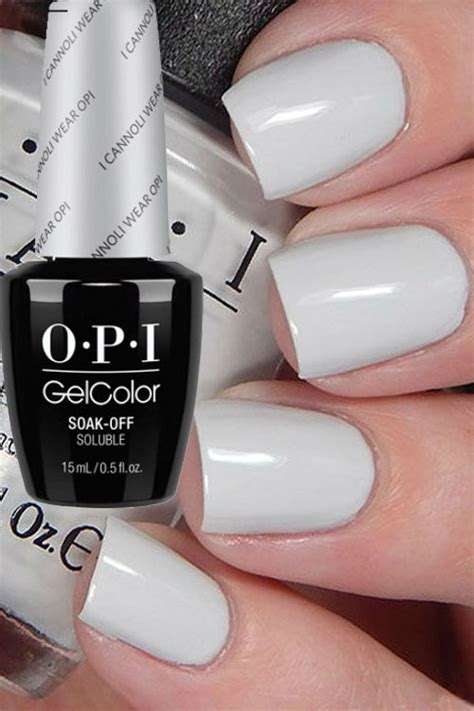 Opi Gel Color I Cannoli Wear Opi 367 best o p i images on nail