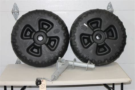 boat lift wheels dock boat lift wheels fall estate and consignment