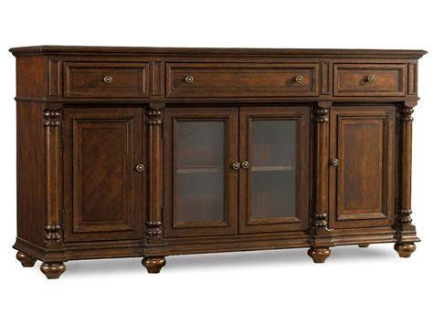 dining room buffet hooker furniture dining room leesburg buffet 5381 75900