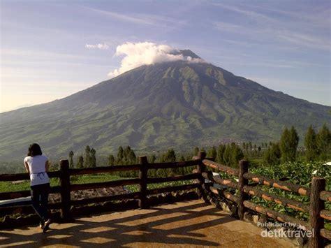 detik wisata objek wisata baru di temanggung wisata alam posong