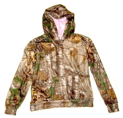 womens realtree camo hoodie sweatshirt pink realtree camo polyester hoody hoodie limited