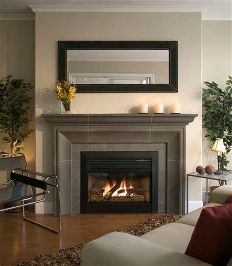 Precast Fireplace Kits by 25 Best Ideas About Fireplace Mantel Kits On
