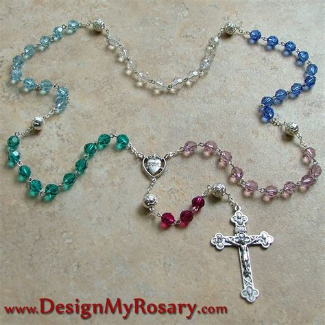 Handmade Rosaries - rosary design my rosary personalized handmade rosaries