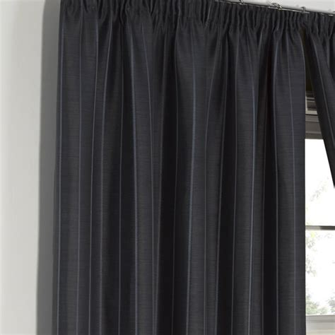 Blockout Savoy Light Reducing Curtains Pencil Pleat