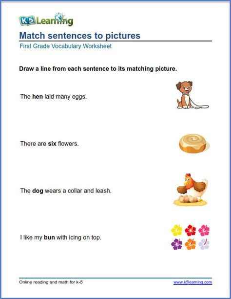 Choose The Correct Vocabulary Word That Matches The Image