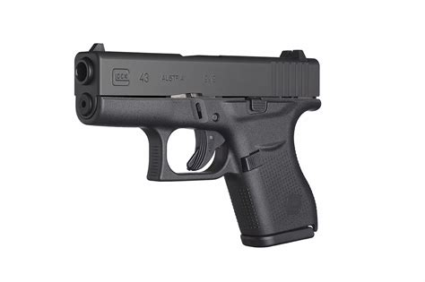 Frse Black 43 photo gallery introducing the glock 43 single stack 9mm